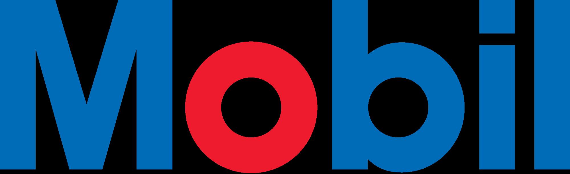 Mobil Gas Logo